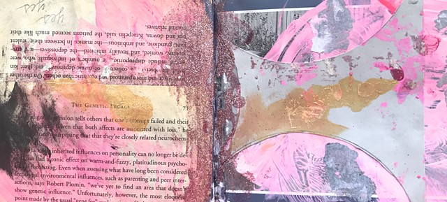 Inner landscape b, from glitter and grime book