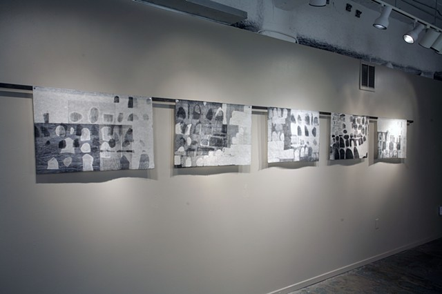 The Wall (installation view)