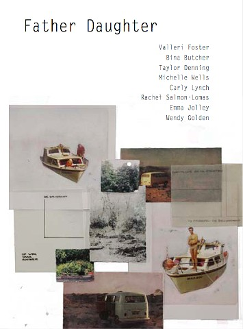 Father Daughter - Exhibition Catalogue