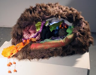Furry Lump, Sculpture, Art, Organs