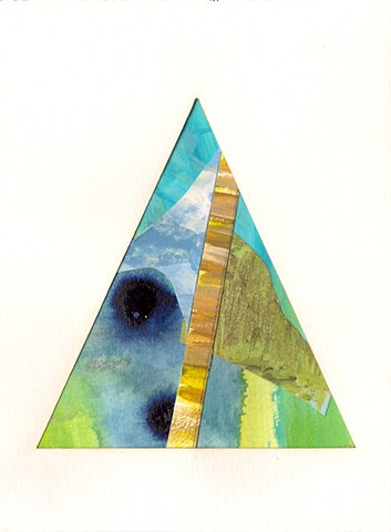 Blue/Green Triangle