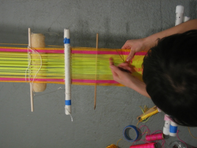 Double Harness Loom