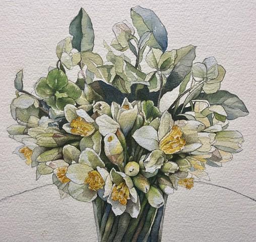 """""""Spring Daffodils"""
