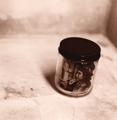 Jar of pictures