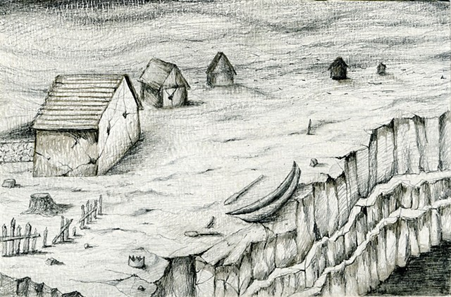 Cabins in a Storm