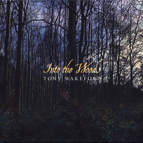 Tony Wakeford Into The Woods, Tursa – TE 03, Dark Vinyl Records – TE 03, UK