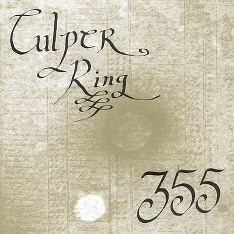 Culper Ring - 355, NR021 - Neurot Recordings, USA