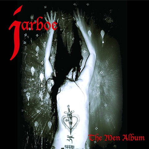 Jarboe - The Men Album, ALP167CD - Atavistic, USA