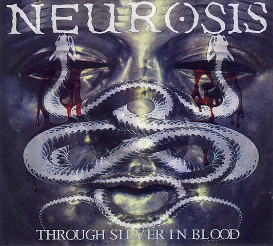 Neurosis - Through Silver and Blood - Relapse Records – RR 6938-2, Release Entertainment – RR 6938-2, USA