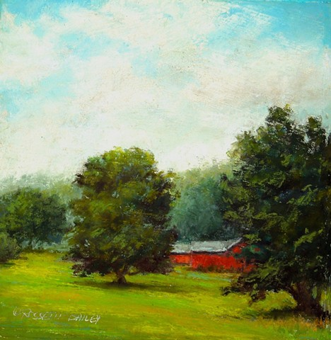 """Red Barn Revisited"""