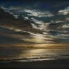 """""""Moonrise at Humarock Beach"""""""