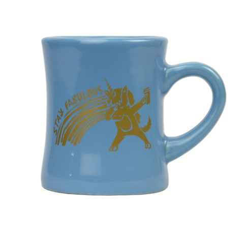Stay Fabulous Unicorn Mug - Java House