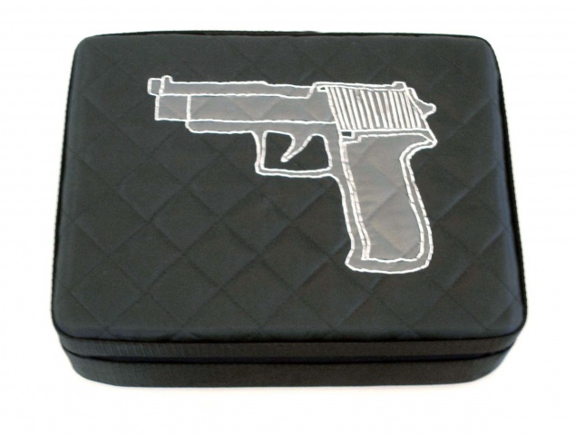 Sleep Well: Bullet Proof Gun Box