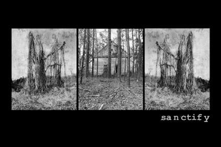 Sanctify opening, Opal Gallery, Atlanta, 2009