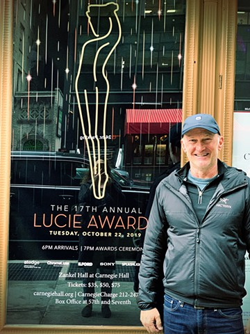 Lucie Awards, Carnegie Hall, New York; October