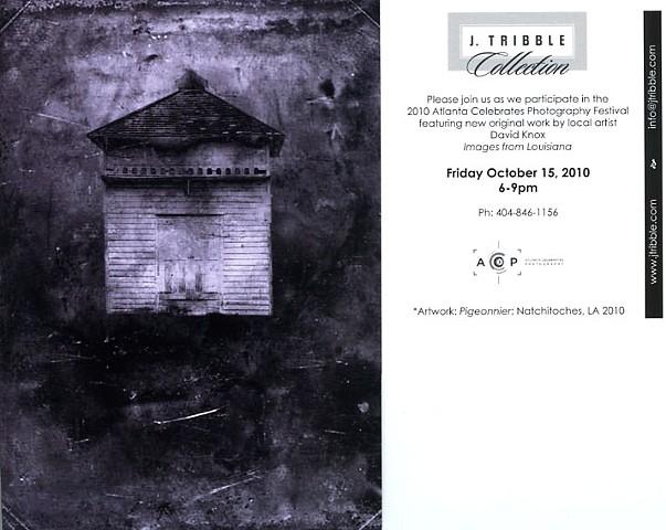 Opening invitation, J. Tribble, Atlanta, GA