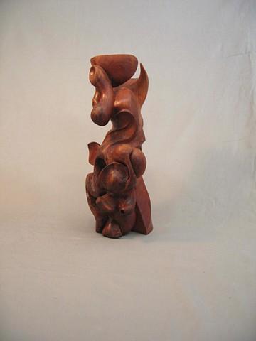 Pregnant Totem