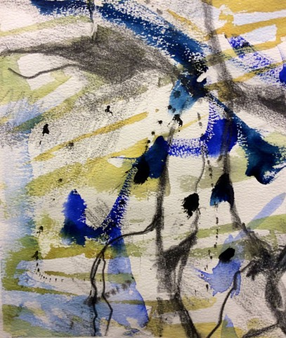 Untitled Blue #3