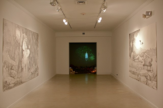 The Sentinel, Solo Show, Art and Culture Center of Hollywood, FL February/March 2012