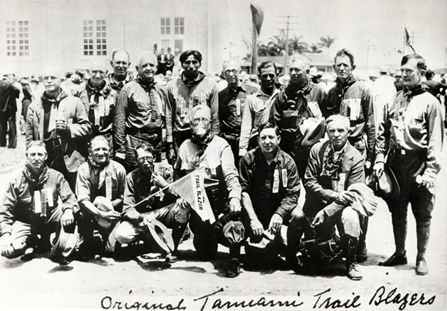 Tamiami Trailblazers Historical Photo 1922