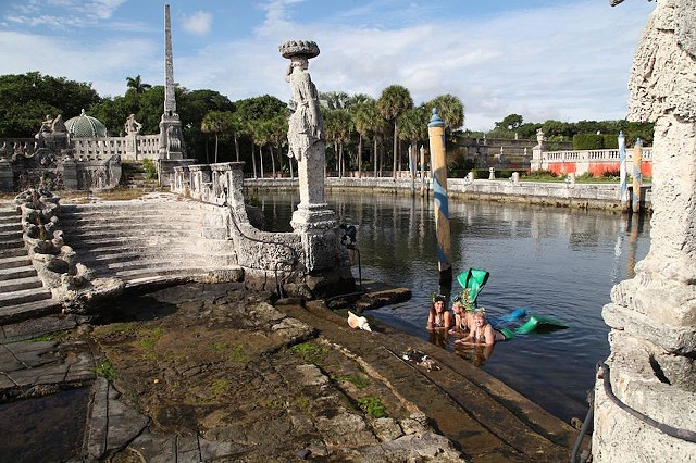 Rehearsals for Sweet Nepenthe, You Are My Medicine for Sorrow Vizcaya Museum and Gardens