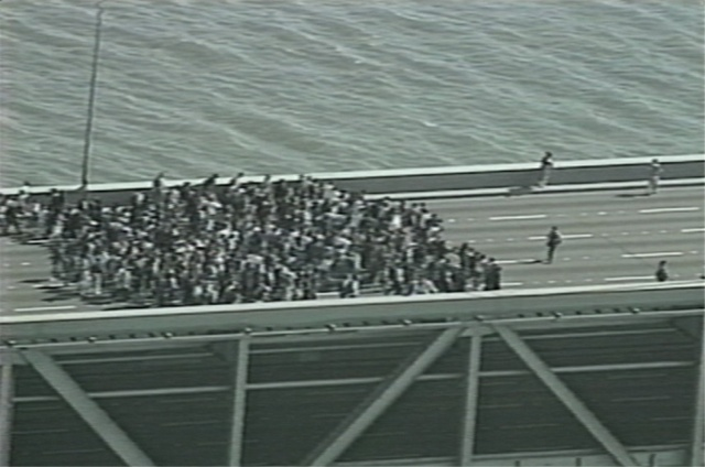 We All Walked Onto The Bay Bridge The Day the Rodney King Verdict Was Read