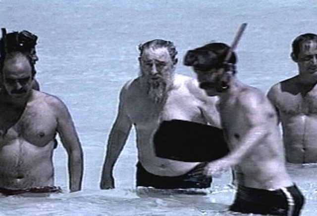 Ballet Folklorico con Fidel