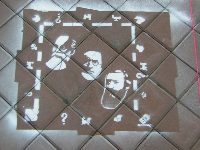Cut Out: Oakland Walk of Fame (Our Robber Barons)