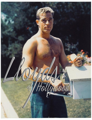 GUY MADISON BEEFCAKE HUNK  PRE HOLLYWOOD PHOTOGRAPH 1943