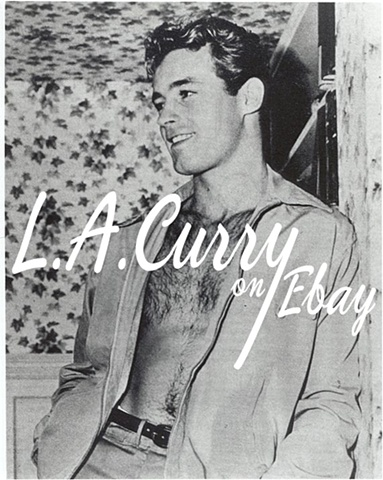 GUY MADISON HANDSOME HUNK HAIRY CHEST UNZIPPED PHOTOGRAPH
