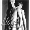 CHRISTOPHER ATKINS MALE NUDE IN  MIRROR PHOTOGRAPH