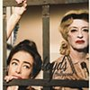 JOAN CRAWFORD BETTE DAVIS BABY JANE PHOTOGRAPH COLOR 1962