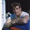 GUY MADISON HANDSOME HUNK T-SHIRT PHOTOGRAPH 1944