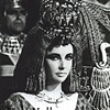 ELIZABETH TAYLOR CLEOPATRA ROYAL CROWN TEST PHOTOGRAPH 1962