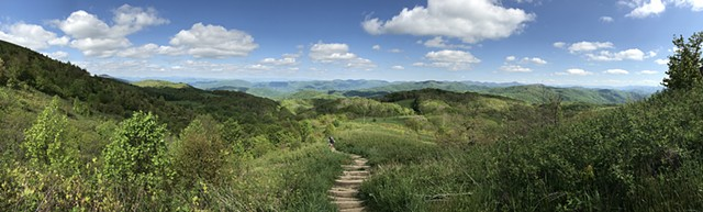 Max Patch Mountain Trail, NC