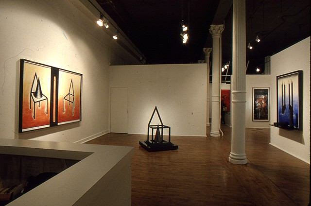 Installation 1988 Littlejohn Smith Gallery