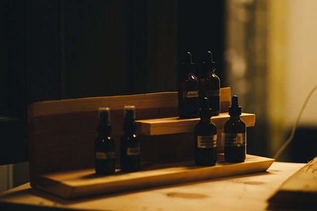 Essential oils and Perfumes