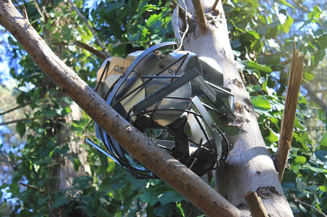 as of now gallery, metal nest, presidio art