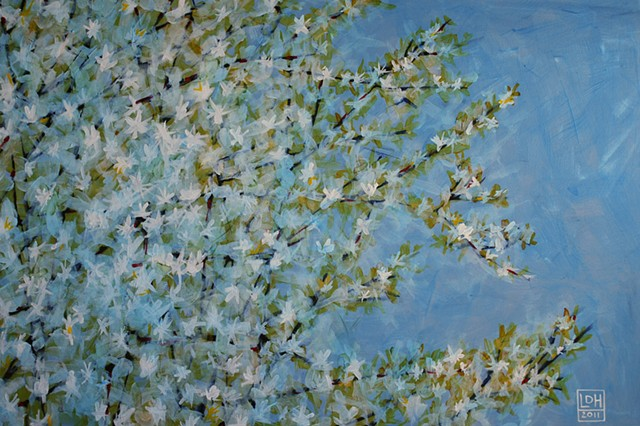 Becoming Forsythia - SOLD