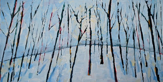 SOLD - Cold Morning