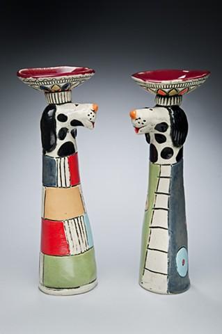 Groovy Candlesticks 2
