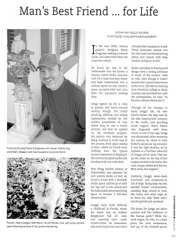 """Clay Times"" Magazine"