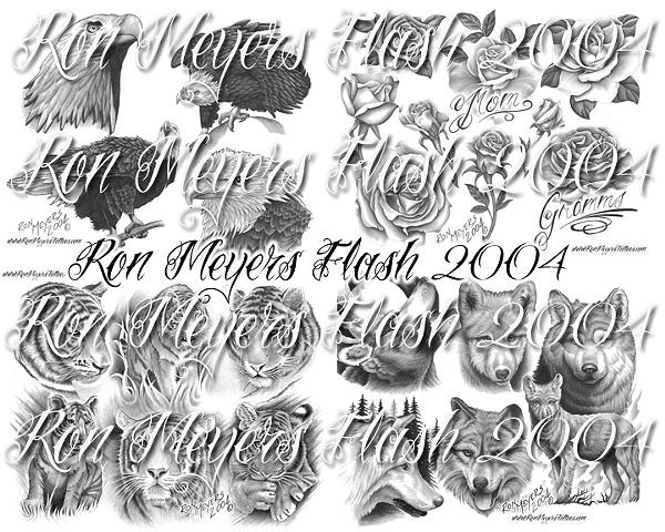 Ron Meyers - Flash set #1
