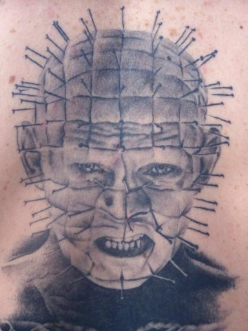 Ron Meyers-PinHead - Head shot