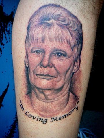Ron Meyers - Bills Mom
