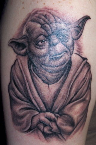 Ron Meyers - Yoda