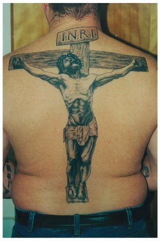Ron Meyers - crucifix