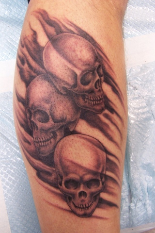 Ron Meyers - Skulls