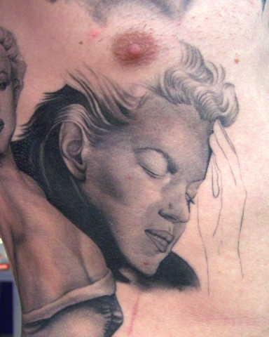 Ron Meyers - Second Marilyn Rib Piece