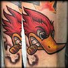 Ron Meyers - Mr. Horsepower Tattoo